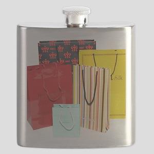 Shopping bags Flask