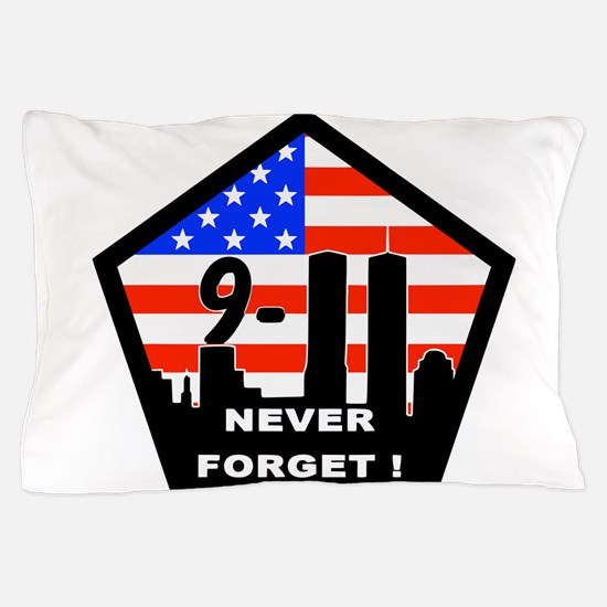 911 never forget Pillow Case