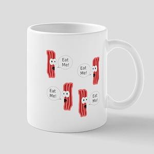 Eat Me Bacon Mugs