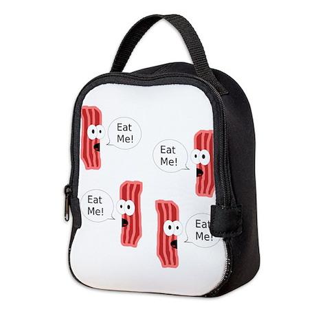 Eat Me Bacon Neoprene Lunch Bag