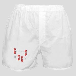 Eat Me Bacon Boxer Shorts
