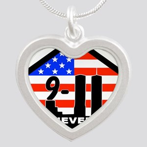 911 never forget Necklaces