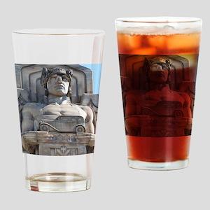 ART bridge Drinking Glass