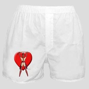 Dominatrix Valentine Boxer Shorts