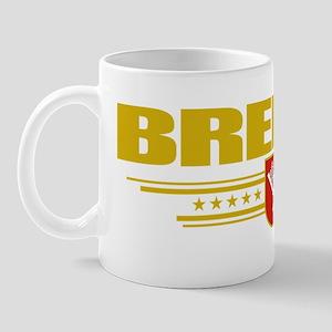 Bremen (Flag 10) pocket Mug