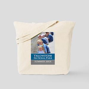Vacation Souvenir Photo Tote Bag