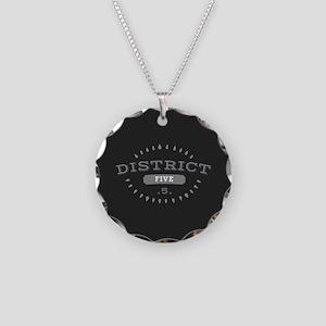 District 5 Necklace