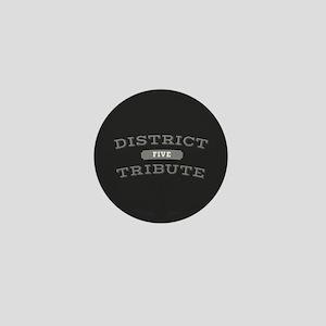 District 5 Tribute Mini Button