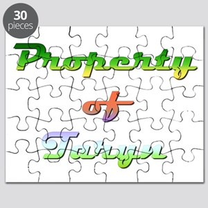 Property Of Taryn Female Puzzle