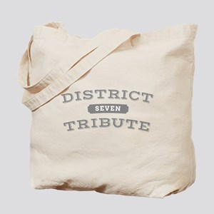 District 7 Tribute Tote Bag