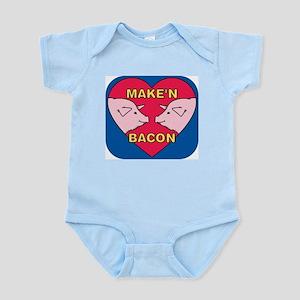 Make 'N Bacon Infant Bodysuit