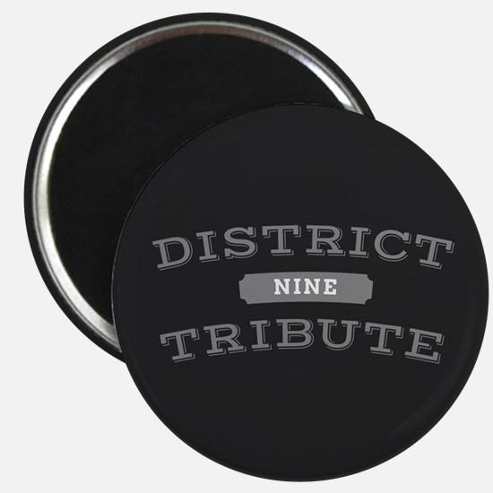 District 9 Tribute Magnets