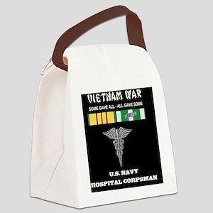 HM Canvas Lunch Bag