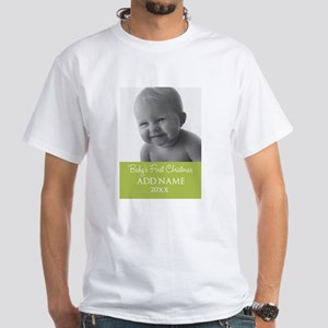 Baby Photo ustom Text T-Shirt