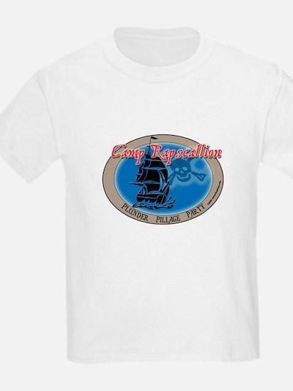 Camp Rapscallion Kids T-Shirt
