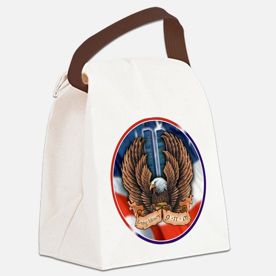 91M3 Canvas Lunch Bag