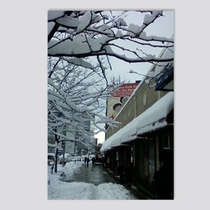 SNOW in the Heights Postcards (Package of 8)