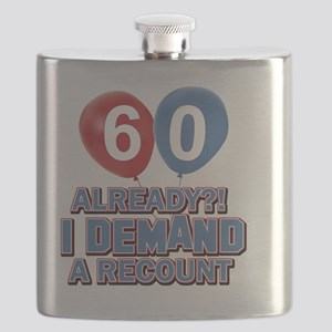 60 already?! I demand a Recount Flask