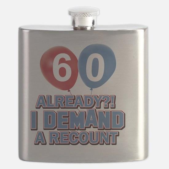 60 already?! I demand a Recount Flask