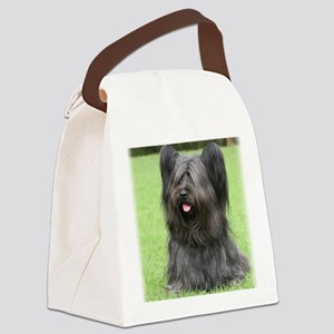 Skye Terrier 9Y766D-031 Canvas Lunch Bag