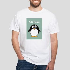 Modern Penguin mint T-Shirt