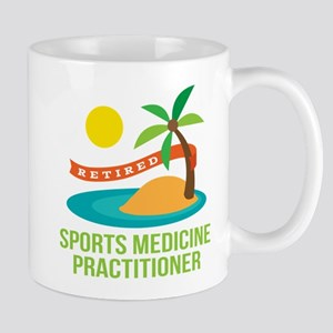 Retired Sports Medicine Practitioner Mug