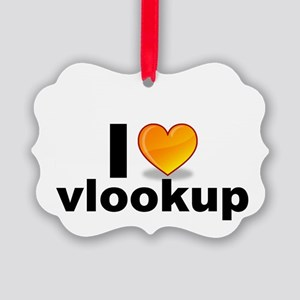 vlookup Picture Ornament