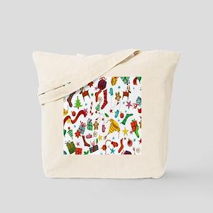 Stocking Stuffers Tote Bag
