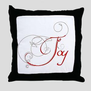 Joy! Throw Pillow