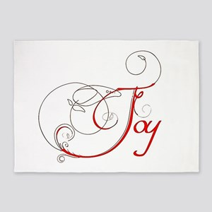 Joy! 5'x7'Area Rug