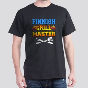 Finnish Grill Master Dark T-Shirt