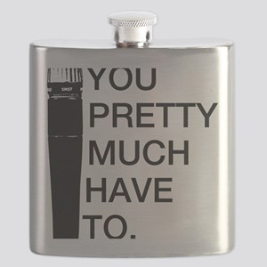 Sm57: You'll pretty much have to. Flask