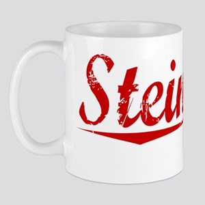 Steinberg, Vintage Red Mug