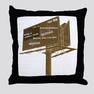 wwithout background Throw Pillow
