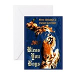 Bless You Boys Greeting Cards (Pk of 10)