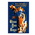 Bless You Boys Postcards (Package Of 8)