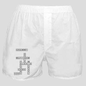 COHEN 4 Boxer Shorts