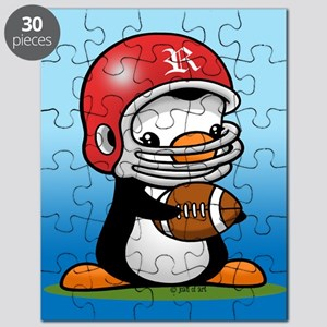 Rugby Penguin Puzzle
