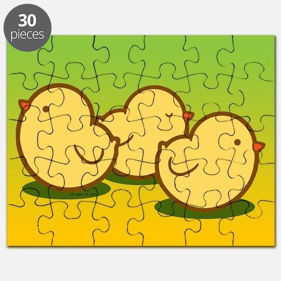 Chicks Puzzle