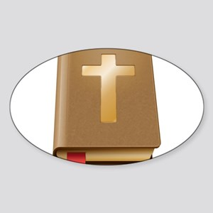 Bible - Christian Sticker