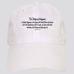 The Pledge of Allegiance Cap
