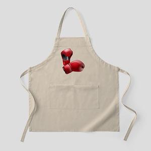 Boxing Gloves Apron