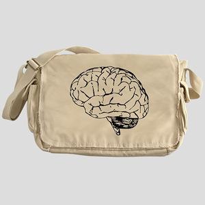 Brain Messenger Bag