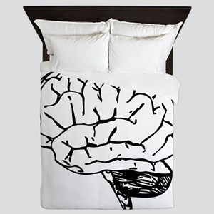 Brain Queen Duvet