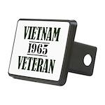 VIETNAM VETERAN 65 Hitch Cover