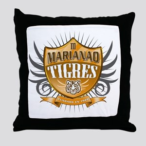 MarianaoShield_Dark Throw Pillow