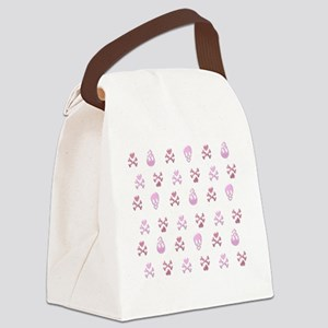Not So Sweet Girls Canvas Lunch Bag