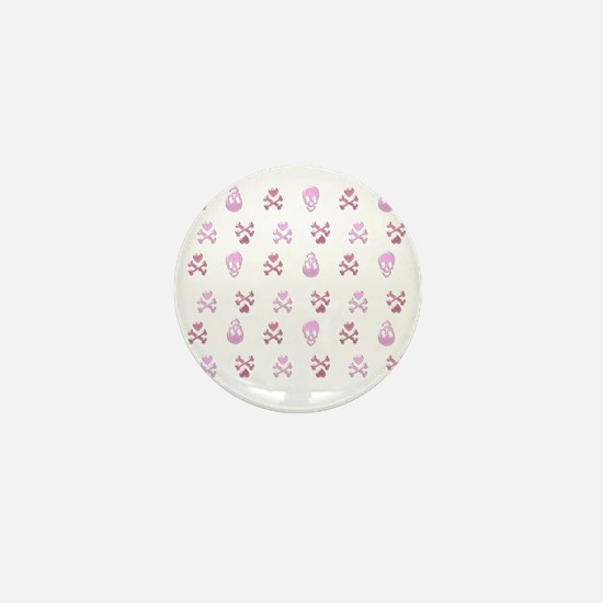 Not So Sweet Girls Mini Button