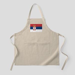 Serbia Apron