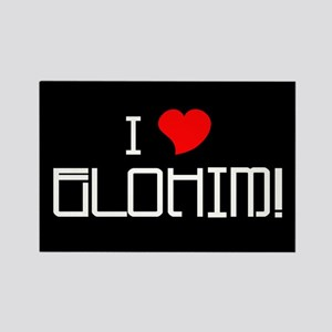 Elohim! Rectangle Magnet (100 pack)